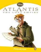 Vente livre :  Atlantis : lost empire (penguin kids niveau 6)  - Marie Crook - Crook/Marie