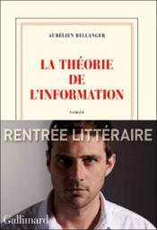 Critique du livre La théorie de l'information par Aurélien Bellanger