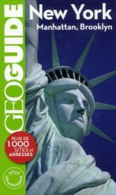 Vente livre :  Geoguide ; New York  - Collectif