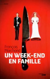 Un week-end en famille - Couverture - Format classique
