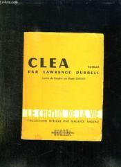 Clea. - Couverture - Format classique