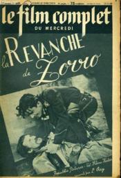 Le Film Complet Du Mercredi N° 2437 - 19e Annee - La Revanche De Zorro - Couverture - Format classique