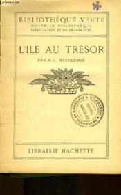 L'Ile Au Tresor - Couverture - Format classique