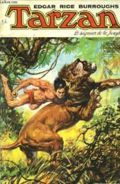 Tarzan - Le Seigneur Dela Jungle - Mensuel N°62 - Couverture - Format classique