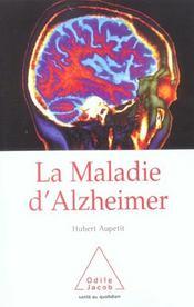 La Maladie D'Alzheimer - Intérieur - Format classique