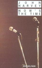 Now'S The Time - Couverture - Format classique
