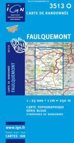 Faulquemont - Couverture - Format classique