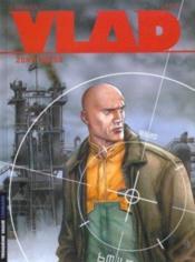 Vlad t.3 ; zone rouge - Couverture - Format classique