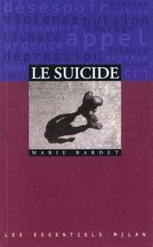 Le suicide - Intérieur - Format classique