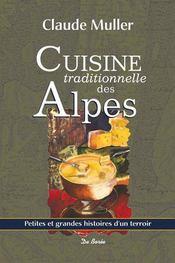 Cuisine Traditionnelle Des Alpes - Intérieur - Format classique