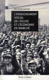 L'enseignement social de l'église et l'économie de marché - Intérieur - Format classique