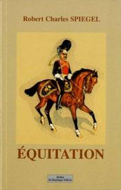 Equitation - Intérieur - Format classique