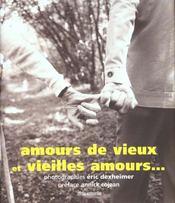 Amours de vieux et vieilles amours... - Intérieur - Format classique