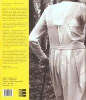 Amours de vieux et vieilles amours... - 4ème de couverture - Format classique