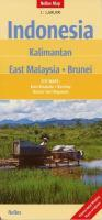 Vente livre :  Indonesia: Kalimantan-East Malaysia - Brunei  - Collectif - Xxx