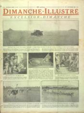 Dimanche Illustre N°80 du 07/09/1924 - Couverture - Format classique