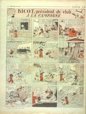 Dimanche Illustre N°80 du 07/09/1924 - Intérieur - Format classique