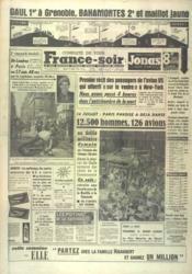 France Soir 8 Eme Edition N°4655 du 14/07/1959 - Couverture - Format classique