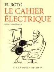 Le cahier électrique - Couverture - Format classique