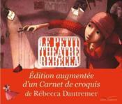 Le petit théâtre de Rébecca - Couverture - Format classique