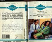 L'Heritage Du Docteur Davenport Suivi De : Les Soupcons D'Un Amoureux - Couverture - Format classique