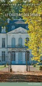 Le château des Ormes - Couverture - Format classique