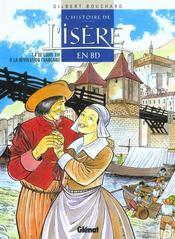 L'Histoire De L'Isere En Bd - Tome 04 - Intérieur - Format classique