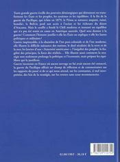 Atacama - 4ème de couverture - Format classique
