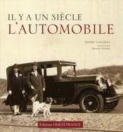 Il y a un siècle... l'automobile - Intérieur - Format classique