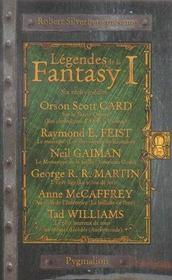 Legendes De La Fantasy T.1 - Intérieur - Format classique