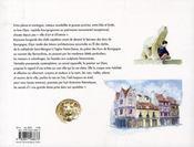Dijon, carnet d'artiste - 4ème de couverture - Format classique