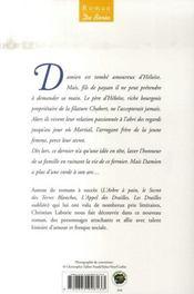 Arbre D Or (L') - 4ème de couverture - Format classique