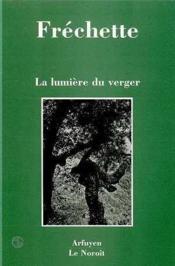 Lumiere Du Verger (La) - Couverture - Format classique
