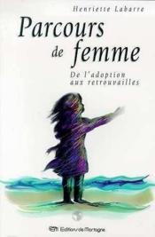 Parcours De Femme - Couverture - Format classique