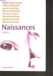 Naissances - Couverture - Format classique