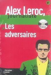 Alex Leroc, journaliste ; les adversaires ; niveau 2 - Intérieur - Format classique