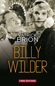 Billy Wilder - Couverture - Format classique