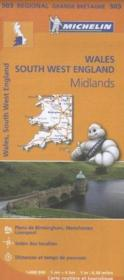 Wales, The Midlands, South West England – Collectif Michelin
