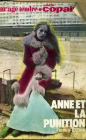 Anne Et La Punition - Couverture - Format classique