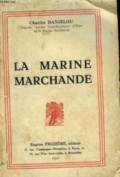 La Marine Marchande - Couverture - Format classique