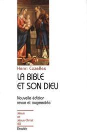 La Bible et son Dieu - Couverture - Format classique