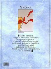 Neige t.6 ; le pisse-dieu - 4ème de couverture - Format classique