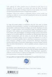 Le Monde Polaire Mutations Et Transitions - 4ème de couverture - Format classique