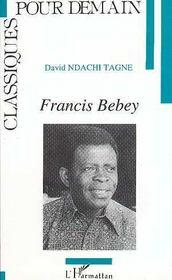 Francis Bebey - Intérieur - Format classique