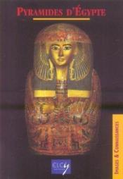 Pyramides D'Egypte - Couverture - Format classique