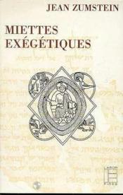 Miettes exegetiques - Couverture - Format classique