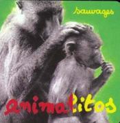 Animalitos A La Ferme - Couverture - Format classique