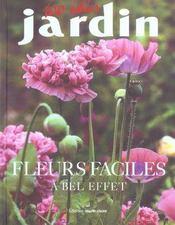 Fleurs faciles a bel effet - Intérieur - Format classique