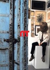 L'intime ; le collectionneur derrière la porte - Couverture - Format classique