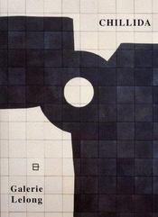 Chillida/Reperes 103 - Intérieur - Format classique